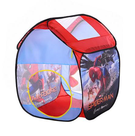 Детская игровая палатка домик  Человек Паук M 3740 ***