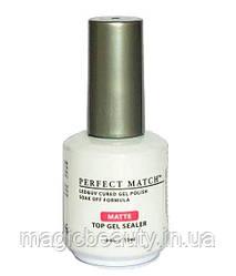 Матовый топ Perfect Match Lechat, 15 мл