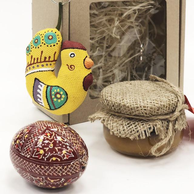 Подарок на Пасху с медом от vipdar.com.ua