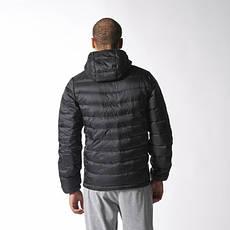 Куртка  пуховик adidas basik jkt, фото 3