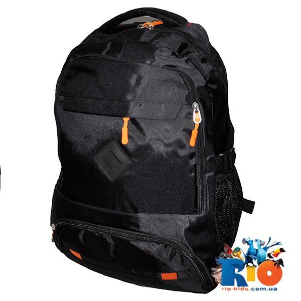 Школьный рюкзак 53x48 см, плащевка, для мальчиков (мин.заказ - 1 ед.)