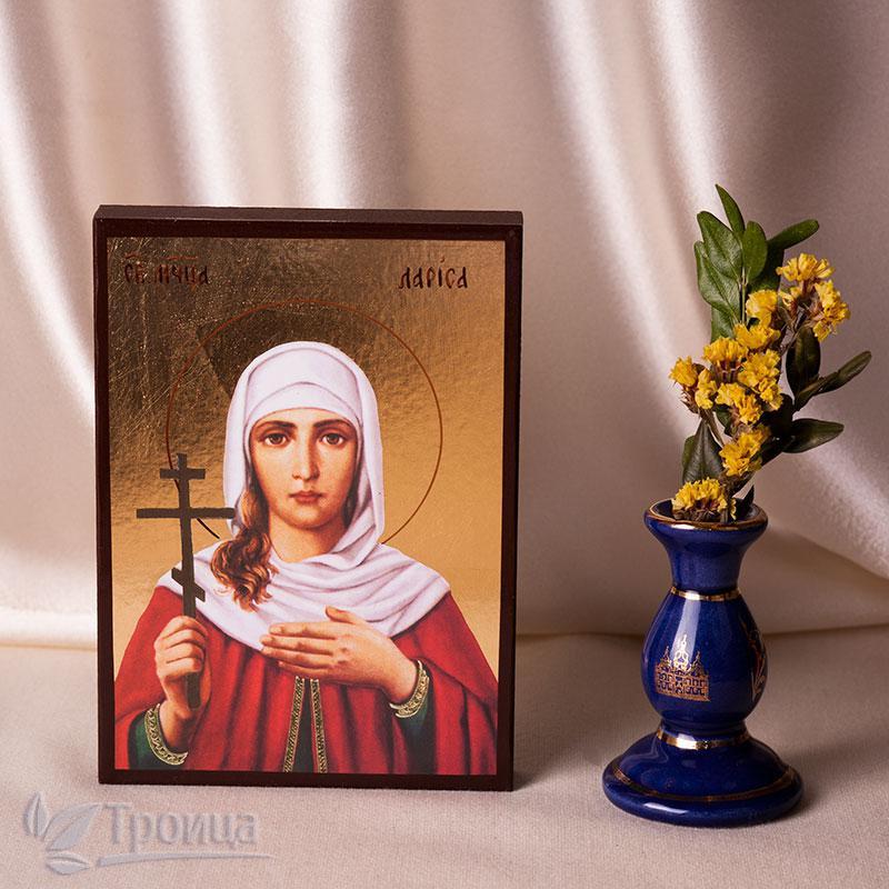Икона святая Лариса