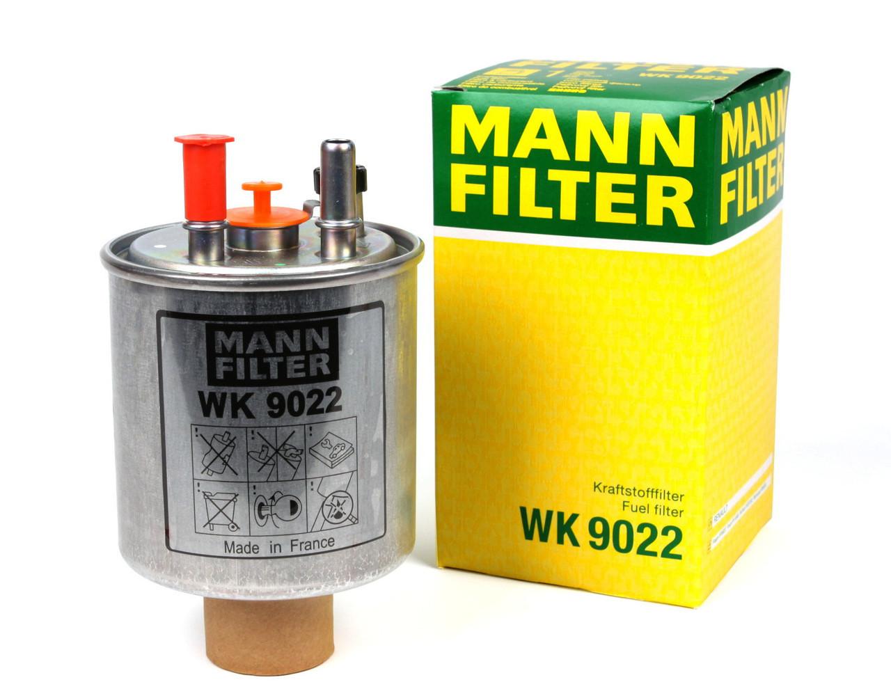 Фильтр очистки топлива Mann WK9022 для автомобилей Renault