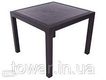 Садовий стіл MELODY Quartet