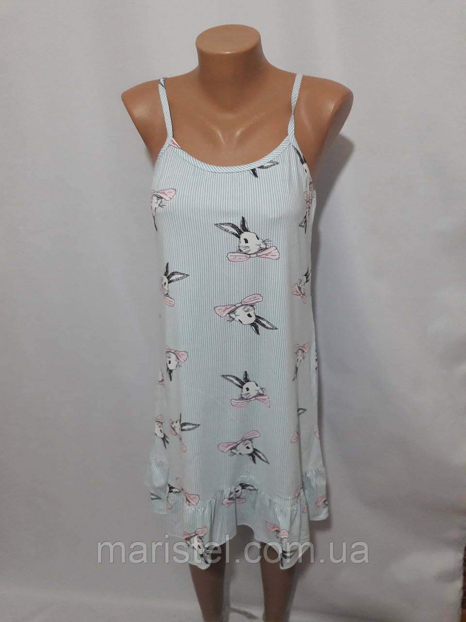 Молодежная ночная рубашка 19005-1