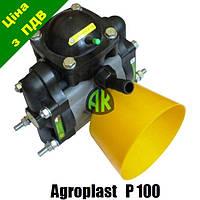 Насос мембранно-поршневий до обприскувача Agroplast P-100 | Помпи Агропласт