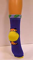 Детские с объёмным рисунком цветные носки