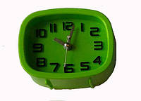 Настольные часы квадратные утолщенные (4 цвета)