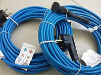 Нагревательный кабель  для защиты труб от замерзания ( 3 м )