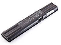 Батарея Asus A3, A3000, A6, A6000, A7, G1, G2, Z91, Z92, A42-A3, A42-A6, 14,8V 4400mAh Black