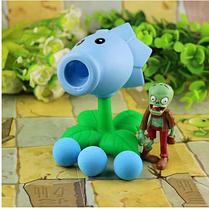 Игрушка Растения против зомби Морозный Горохострел Plants vs zombies