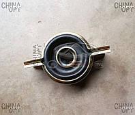 Подвесной подшипник карданного вала, подушка + подшипник, Great Wall Pegasus [2.2], 2241100-K00, Aftermarket