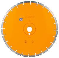 Алмазный диск Distar 1A1RSS/C2 500 x 3,8 x 15 x 90 Sandstone 1500 (14327139031), фото 1