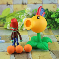 Игрушка Растения против зомби Петушок Горохострел Plants vs zombies, фото 1