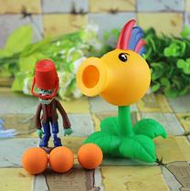 Іграшка Рослини проти зомбі Півник Горохострел Plants vs zombies