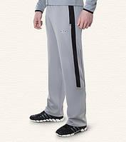 Спортивные брюки F-50 - 10241G серые-черные