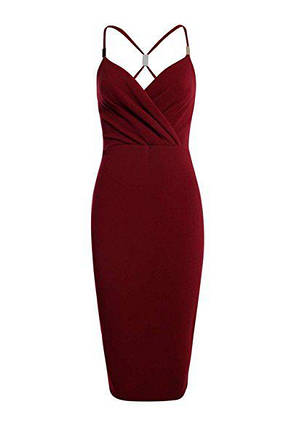 Новое миди платье на бретельках Boohoo, фото 2