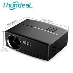 Проектор Thundeal GP80 GP80UP 1800 люменов ЖК-дисплей VGA HDMI (Android 6.0.1)
