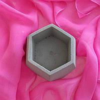 Кашпо из бетона AZON