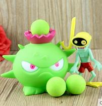 Игрушка Растения против зомби  Кактус круглый Plants vs zombies