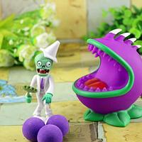 Игрушка Растения против зомби Чомпер Plants vs zombies, фото 1