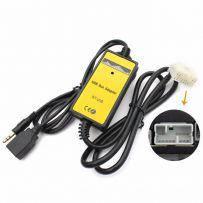 USB AUX MP3 адаптер для магнитолы 14пин Honda Acura Apps2Car WT-USB01