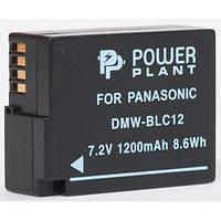 Аккумулятор к фото/видео PowerPlant Panasonic DMW-BLC12, DMW-GH2 (DV00DV1297)