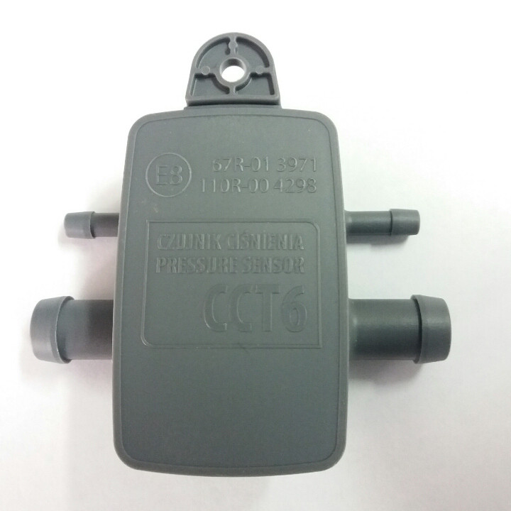 Датчик давления и вакуума KME CCT6 Diego (серый)