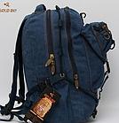 Рюкзак GOLD BE 703 Синий, фото 3