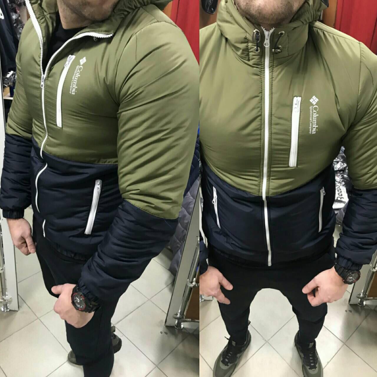 fadd0b7e386f Мужская демисезонная куртка Columbia - Интернет-магазин спортивной одежды