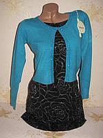 Болеро женское, разные цвета , фото 1
