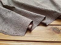 Кожа натуральная Спил тисненый С1 т.1,2-1,4мм цвет капучино