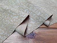 Кожа натуральная Спил тисненый С25 т.1,2-1,4мм цвет табак