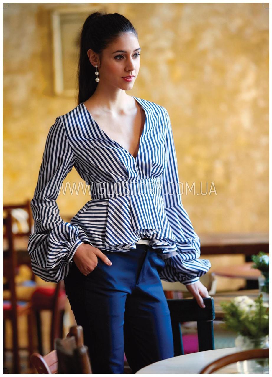 Оригинальная женская блуза Glo-Story