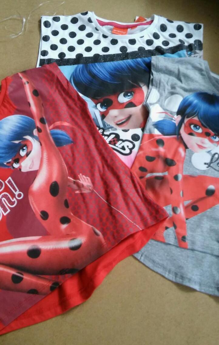 Трикотажные футболки для девочек Disney 4-8 лет