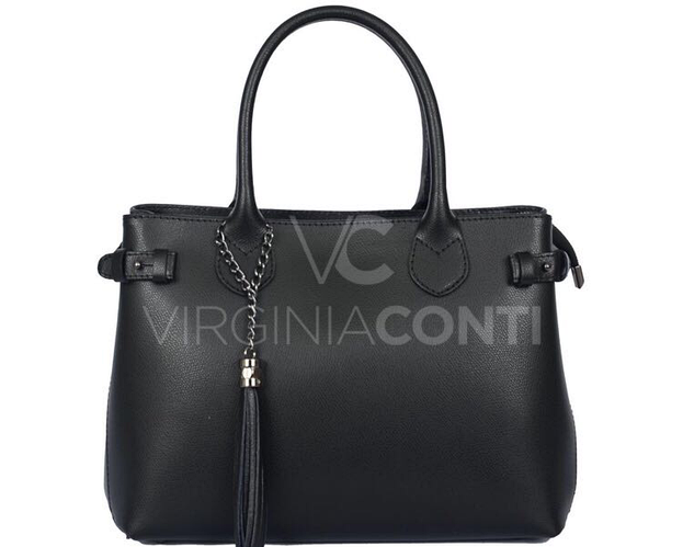 Кожаная сумка Virginia Conti 01716