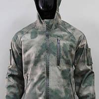 Куртка Camo-tec Hard-Shell А-Такс Зеленый 52р 2663162