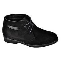 Замшевые ботинки мальчик в категории демисезонная детская и ... 18b3779d6576e