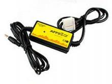 USB AUX MP3 адаптер для магнитолы 8пин VW Skoda Seat Apps2Car WT-USB01