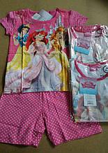 Пижама для девочек Disney 3-8 лет