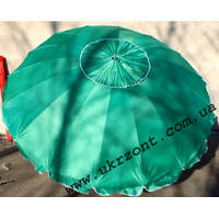 Зонт 3м круглый (торговый) - 16спиц с клапаном и напылением
