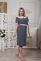 Платье женское Джек Лондон модель 6112 горох