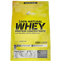 Сывороточный протеин концентрат Olimp 100% Natural Whey Protein Concentrate (700 г) олимп natural