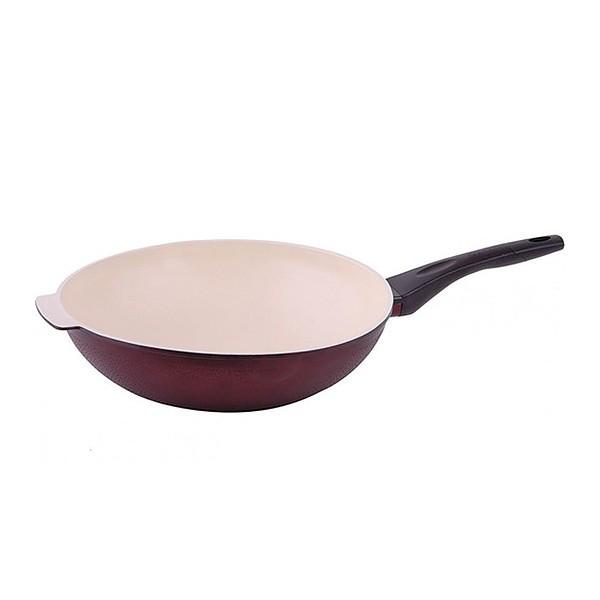 Сковорода WOK Fissman Olympic 32 см (AL-4536.32)