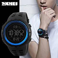 Skmei 1251 Amigo Blue / Оригинальные спортивные часы !