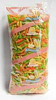 Maria Pasta макароны спиральки разноцветные 1 кг