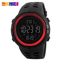 Фото! Skmei 1251 Amigo Red / Оригинальные спортивные часы !