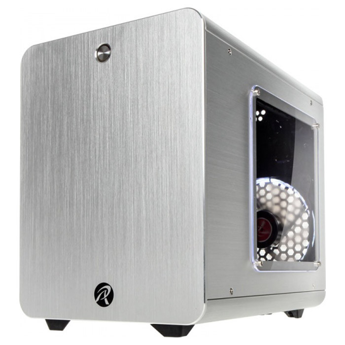 "Корпус Raijintek Metis Plus Silver Mini-Tower ""Over-Stock"""