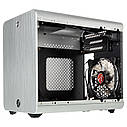"Корпус Raijintek Metis Plus Silver Mini-Tower ""Over-Stock"", фото 3"