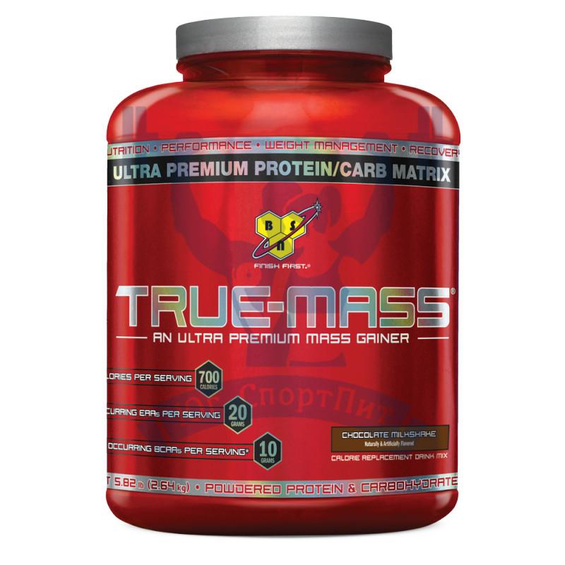 BSN True-Mass Гейнер для набора мышечной массы для увеличения массы для увеличения веса спортивное питание